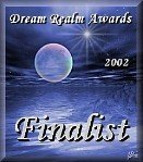 THE CRAVING is a finalist in the Dream Realm Awards!